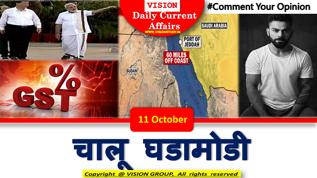 11 Oct Current Affairs