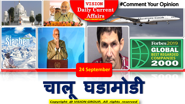 24 Sep Current Affairs